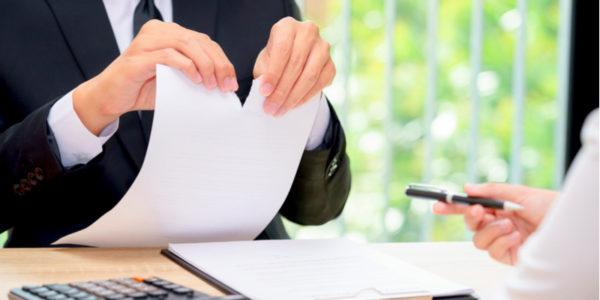 Työsopimuksen irtisanominen