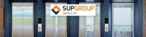 Hissin purkajia SUP-Group kansikuva