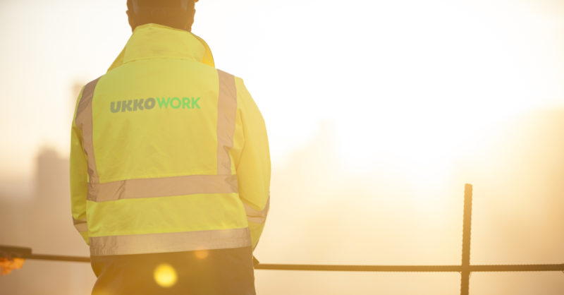 Vuokratyöntekijä Ukko Work Henkilöstövuokraus
