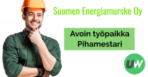 Pihamestari Suomen Energiamurske Oy_lle Ukko Work (1)