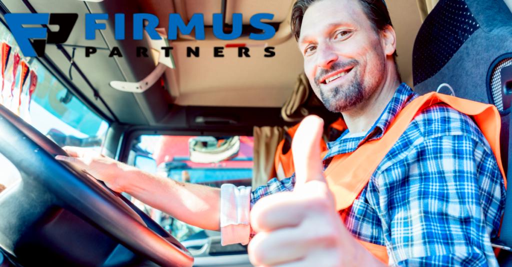 Kuorma-autonkuljettaja PK-seutu (Firmus Partners) Ukko Work