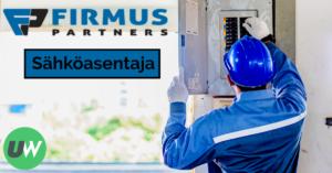 Sähköasentaja Tampere Firmus Partners Ukko Work (2)