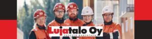 Vastaava työnjohtaja Lujatalo Oy Ryhmäkuva Ukko Work
